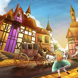 Reynold Jay - The Bavarian Village