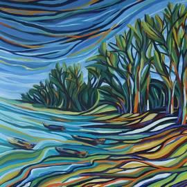 Zofia  Kijak - The Bay in Colors