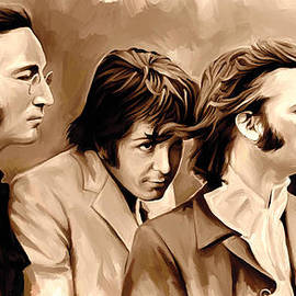 Sheraz A - The Beatles Artwork 4
