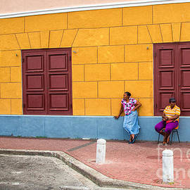 Rene Triay Photography - The Beautiful Colors of Curacao
