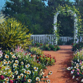Rick Hansen - The Beautiful Garden