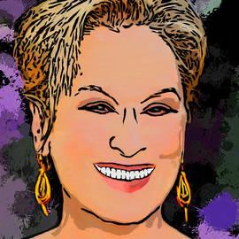 Bruce Nutting - The Beautiful Meryl Streep