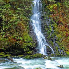 Brad Walters - The Beauty of Boulder Falls