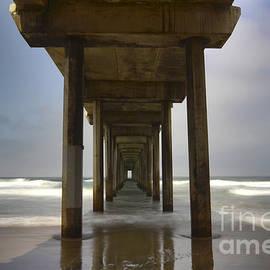 Bob Christopher - The Beauty of Scripps Pier California