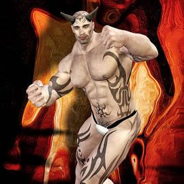 Joaquin Abella - Beelzebub By Quim Abella