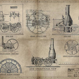 James Christopher Hill - The Best Friend Locomotive Machine