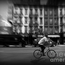 Miriam Danar - The Bicycle - New York City Street Scene