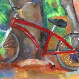 Susan Hanlon - The Bicycle
