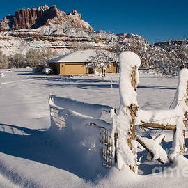 Robert Ford - The Big Snow Rockville Utah