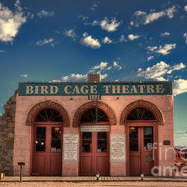 Eddie Yerkish - The Bird Cage Theatre