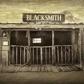 Barbara Manis - The Blacksmith Shop