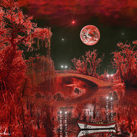 Michael Rucker - The Blood Moon
