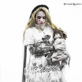 Stwayne Keubrick - The haunted Angel