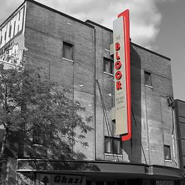 Nina Silver - The Bloor Street Hot Docs Cinema