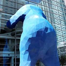 Dany  Lison - The Blue Bear