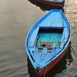 Kim Bemis - The Blue Boat