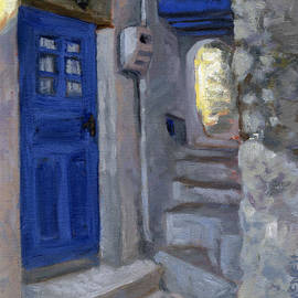 Sharon McNeil - The Blue Door