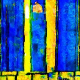 RC deWinter - The Blue Doors of la Rue des Fauves