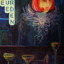 Carolyn LeGrand - The Blue Garden