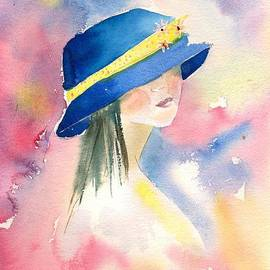 Sharon Mick - The Blue Hat