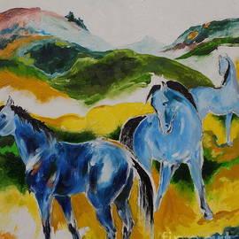 Laura Christie Eddington Artworks - The Blues Brothers  OdetoMarc