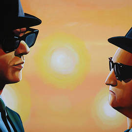 Paul  Meijering - The Blues Brothers
