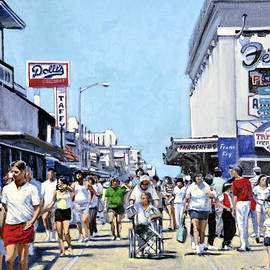 David Zimmerman - The Boardwalk