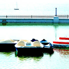 Steve Taylor - The Boating Pool on the Royal Esplanade i Ramsgate