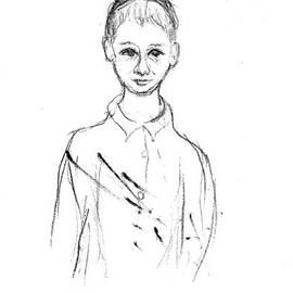 Max Kushner - the boy