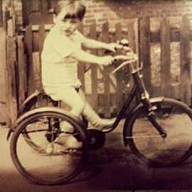 Julie Dunkley - The Boy On The Bike