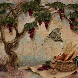 April Moen - The Bread and the Vine