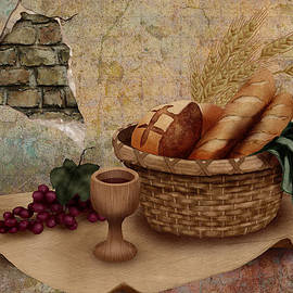 April Moen - The Bread of Life