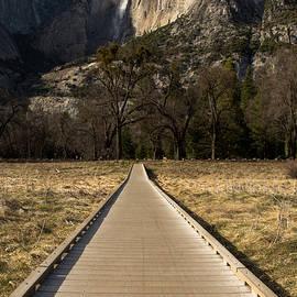 John Daly - The Bridge to Yosemite Falls