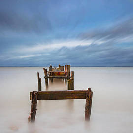 English Landscapes - The Broken Jetty #2