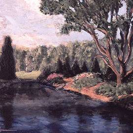 David Zimmerman - The Brookside Pond