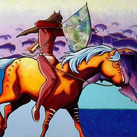 Joe  Triano - The Buffalo Hunter