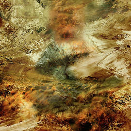 Georgiana Romanovna - The Burning Bush - Abstract Realism