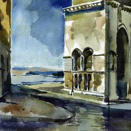 Anna Lobovikov-Katz - The Cathedral of Trani in Italy
