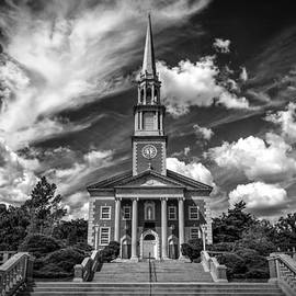 Mike Burgquist - The Chapel