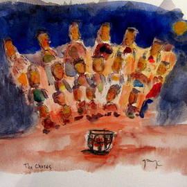 Gary Kirkpatrick - The Chorus In The Zambian Village