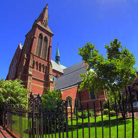 Joann Vitali - The Church of the Advent - Boston