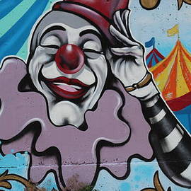Steven Parker - The Circus Clown