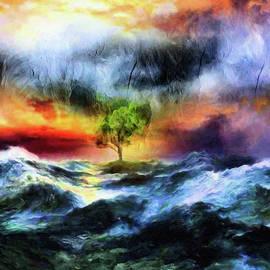 Georgiana Romanovna - The Clearing Of The Flood