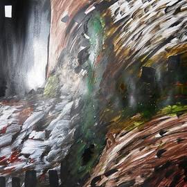 Fatiha Boudar - The Cliff