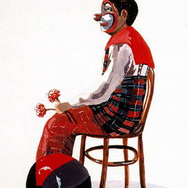 Joyce Gebauer - The Clown, Intermission