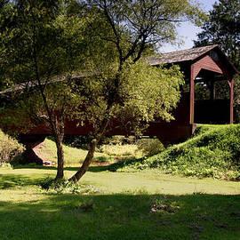 Gene Walls - The Cogan House Buckhorn Covered Bridge
