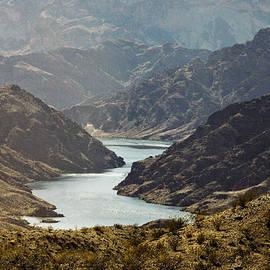 David Kehrli - The Colorado River in Nevada