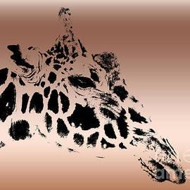 Janice Rae Pariza - The Complex Bronze Giraffe