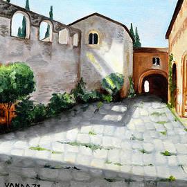 Vanda Caminiti - The convent - Il convento