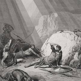 Gustave Dore - The Conversion of St. Paul